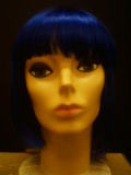 thumbnail picture - manufacturer: Wig America - model: China Doll - color: Dark Blue (-)