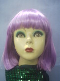 thumbnail picture - manufacturer: Wig America - model: China Doll - color: Purple (-)