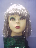 thumbnail picture - manufacturer: Wig America - model: China Doll - color: Silver Tinsel (-)