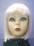 thumbnail picture - manufacturer: Wig America - model: China Doll - color: White (-)