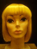 thumbnail picture - manufacturer: Wig America - model: China Doll - color: Yellow (-)