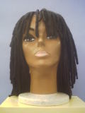 thumbnail picture - manufacturer: Wig America - model: Dreadlock - color: 2 (Darkest Brown)